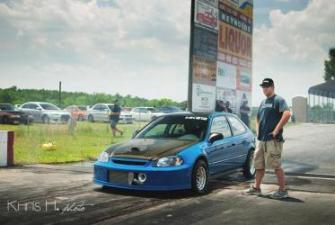 Matt Stover SFWD on Progress Coilovers