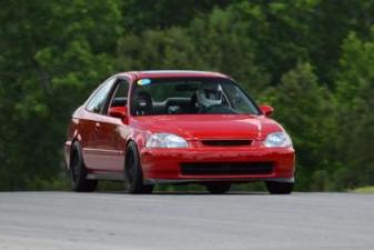 Road Atlanta, Tom Duncan on Progress CS2 coilovers
